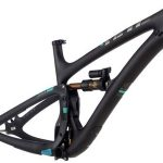2017 Yeti Cycles SB6 Turq Mountain Bike Frame