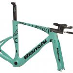 Bianchi Aero Carbon Fully Integrated flat custom