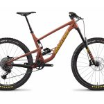 "Full Suspension MTB Santa cruz Bronson 3 AL Sram GX Eagle 12V 27.5"" 2020"