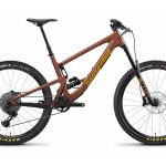 "Full Suspension MTB Santa cruz Bronson 3 Sram GX Eagle 12V 27.5"" 2020"