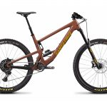 "Full Suspension MTB Santa cruz Bronson 3 Sram NX Eagle 12V 27.5"" 2020"