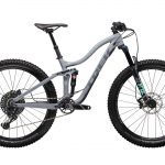 Trek Fuel EX 8 Plus Women Full Supension MTB 2019 Sram GX Eagle 12S Grey